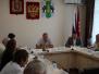 Выездное заседание правления Союза в г. Лесосибирске 08.07.2016